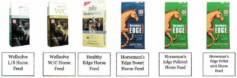 Purina Horse Feed